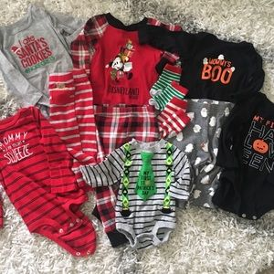 Other - Bundle of baby boy holiday clothes